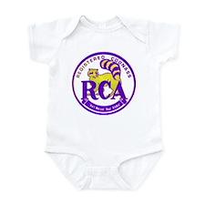 LSU COONASS Infant Bodysuit