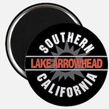 "Lake Arrowhead California 2.25"" Magnet (10 pack)"