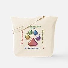 Weim Name2 Tote Bag