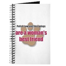 Polish Lowland Sheepdogs woman's best friend Journ