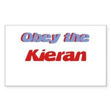 Obey the Kieran Rectangle Decal