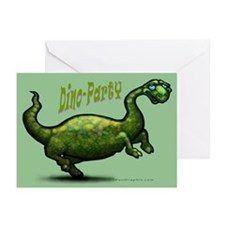 Cute Kids theme party supplies Greeting Cards (Pk of 20)