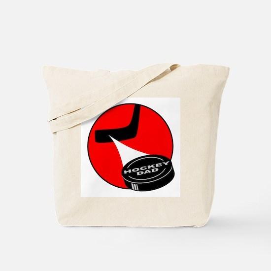 HOCKEY DAD T-SHIRTS AND GIFTS Tote Bag