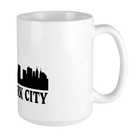 Large NYC Mug