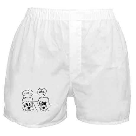 Talking Muffin Boxer Shorts