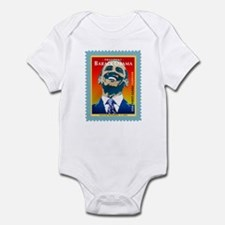President Obama Stamp - Infant Bodysuit