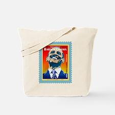 President Obama Stamp - Tote Bag