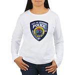Henning Police Women's Long Sleeve T-Shirt