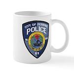Henning Police Mug