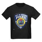 Henning Police Kids Dark T-Shirt