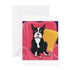 The Look! Greeting Card