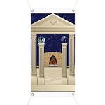 The Masonic Chamber Banner