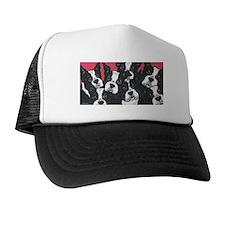 Boston Bouquet Trucker Hat