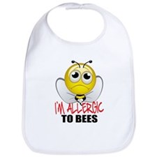 Bee Allergy Bib