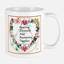 Healing HEART Mug