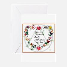 Healing HEART Greeting Cards (Pk of 20)
