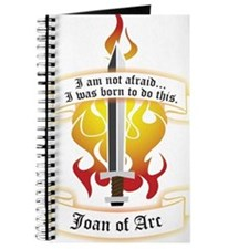 Joan of Arc - Born to Do This Journal