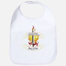 Joan of Arc - Born to Do This Bib