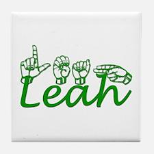 Leah Tile Coaster