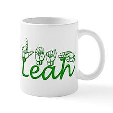 Leah Mug