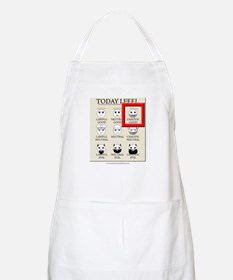 Today I Feel - Chaotic Good BBQ Apron
