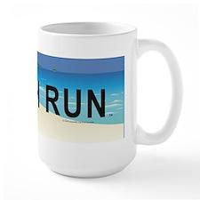 Beach Run Mug