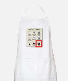 Today I Feel - Chaotic Evil BBQ Apron