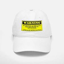 warning - boyfriend Baseball Baseball Cap