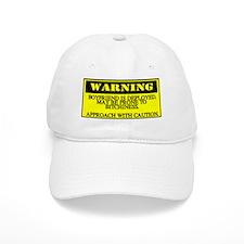 warning - boyfriend Baseball Cap