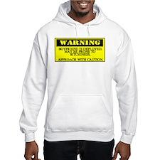 warning - boyfriend Hoodie