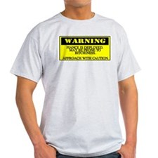 warning - fiance T-Shirt