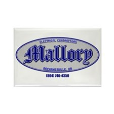 Cool Mallory Rectangle Magnet (10 pack)