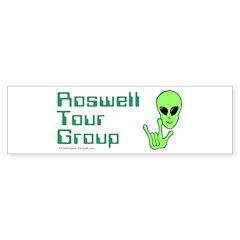 RoswellTourGroup Bumper Sticker (10 pk)