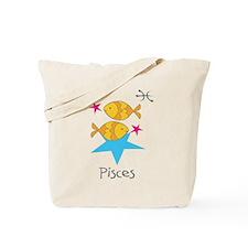 Pisces Kiddie Tote Bag
