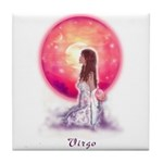 Virgo Tile Coaster