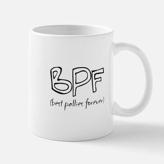 Pallies Mug