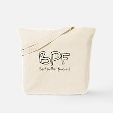 Pallies Tote Bag