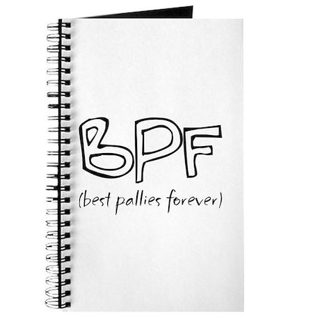 Pallies Journal
