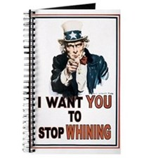 STOP WHINING Journal
