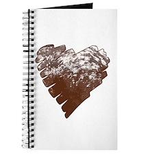 Appaloosa Horse Heart Journal