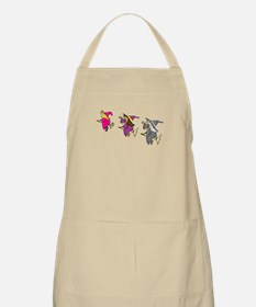 3 witches BBQ Apron