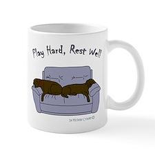lab gifts - choco/choco Mug