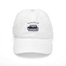 lab gifts - choco/choco Baseball Cap