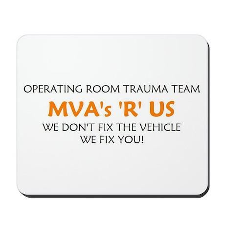 MVA Mousepad