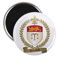 THIBODEAU Family Crest Magnet