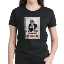 SECURE OUR BORDERS Tee