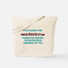 Club Benefit Tote Bag