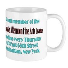 Club Benefit Mug