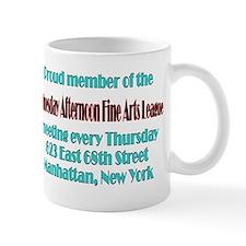 Club Benefit Small Mug