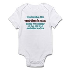 Club Benefit Infant Bodysuit